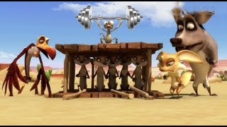 ᴴᴰ The Best Oscar's Oasis Episodes 2018 ♥♥ Animation Movies For Kids ♥ Part 12 ♥✓