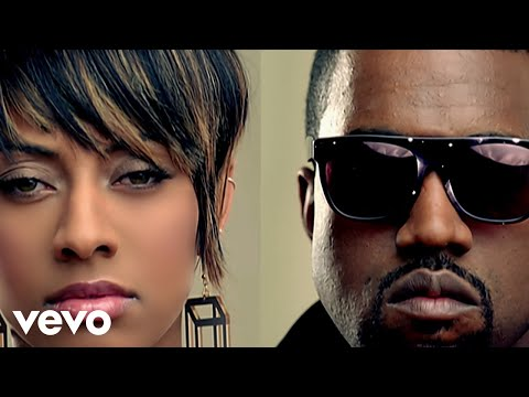 Keri Hilsonft. Kanye West, Ne-Yo - Knock You Down (Official Video)