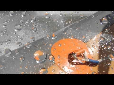 Macuco Safari - Queda d'água