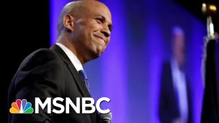 Belcher: Booker, Harris Have To 'Work Their Butts Off' To Win Over Black Voters | MTP Daily | MSNBC