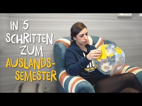 How to: In 5 Schritten zum Auslandssemester - 🎓 Studieren Im Ausland 🎓 | AIFS Educational Travel