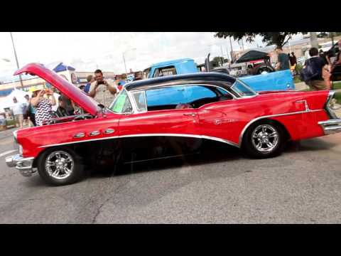 Berwyn, Illinois - Route 66 Car Show-2016  (Video Produced by Alkaye Media)