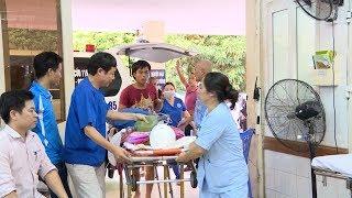 Các bệnh nhân trong vụ tai nạn ở Hòa Bình đã qua cơn nguy kịch