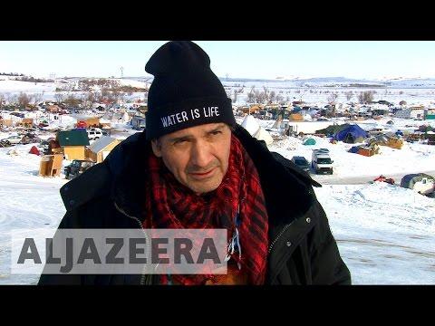 Standing Rock: Protests over Dakota pipeline slowly fading