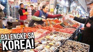 UKAY-UKAY AT PALENGKE SA KOREA?! (Gwangjang Market)   #KRinKorea