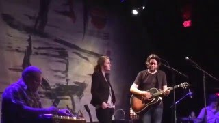 Hayes Carll with Allison Moorer- Be There