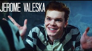Jerome Valeska/Joker ALL BEST SCENES | Gotham (1x16 - 3x14)
