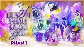[FULL] Gala Nhạc Việt 08 - Duyên Phận Cuộc Đời - Phần 1 - MC Trấn Thành, Hồ Ngọc Hà (Official)