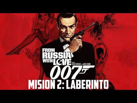 007 Desde Rusia con Amor (2006) - Sony PSP - Misión 2: Laberinto