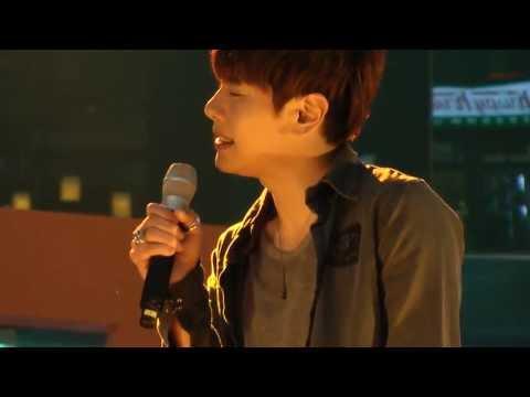 130518 박효신 - 추억은 사랑을 닮아