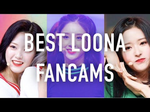 EVERY LOONA MEMBER'S BEST SOLO FANCAM