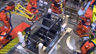 BMW i3 Factory Production Tour