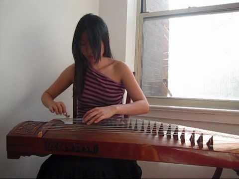 2010[22] Jay Chou 周杰伦 Yan Hua Yi Leng 烟花易冷 - Guzheng 古筝