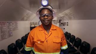 A day at a modern mine