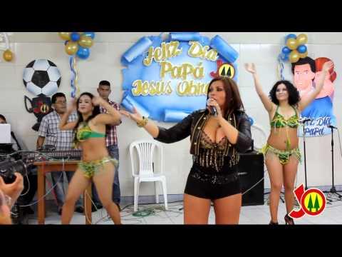 Ruth Karina - El Siqui Siqui .Dia del Padr en la COOPAC Jesus Obrero