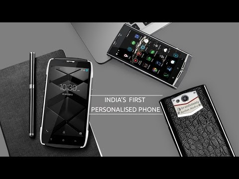 Brandsdaddy Presents India's First Personalised Smart Phone BD MAGIC & MAGIC PLUS