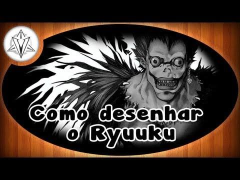 Baixar Como desenhar o Shinigami Ryuuku - Death Note