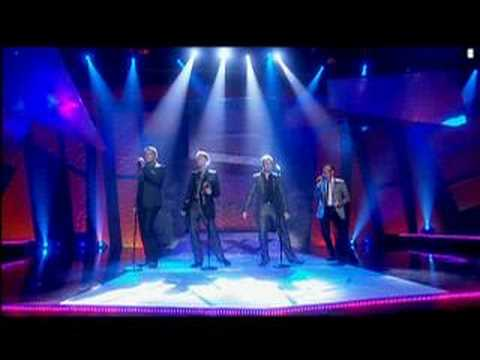 Westlife - If I Let You Go [Live] [High Quality]