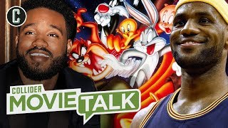 Black Panther's Ryan Coogler Teams with Lebron James to Produce Space Jam 2 - Movie Talk