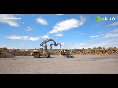 Gällö Skog / Informationsfilm