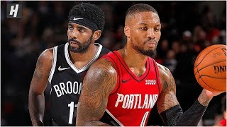 Brooklyn Nets vs Portland Trail Blazers - Full Game Highlights | November 8, 2019 NBA Season