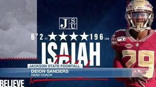 Jackson State Football NSD2020