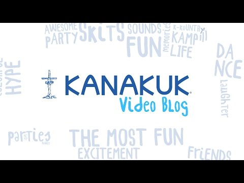 Kanakuk VLOG - Mail and Goodies