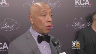 Woman Accuses Russell Simmons Of Rape In Lawsuit