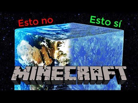 Minecraft EXISTE y está en nuestro UNIVERSO
