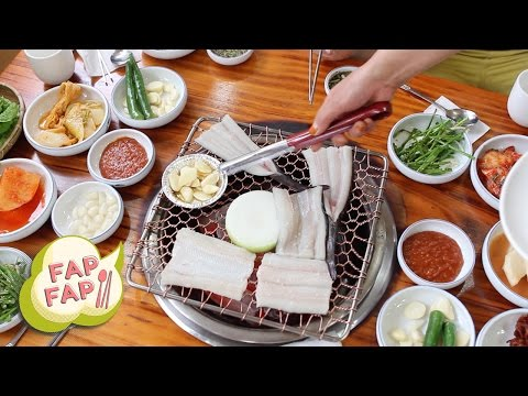 Korean Grilled Eel