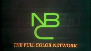 1968 - NBC TV PROMO -