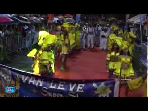 Carnaval 2014 d'Anse-Bertrand en Guadeloupe