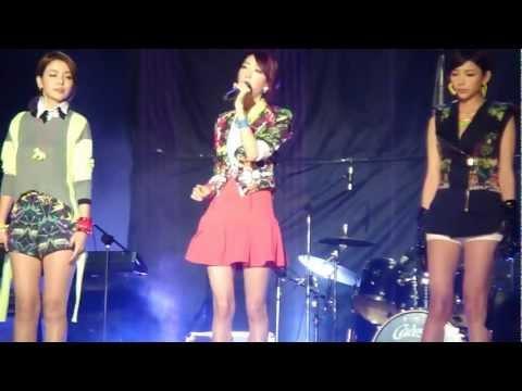2012-12-31嘉義跨年場 DreamGirls-愛情微波爐
