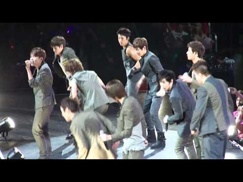 [Fancam] SM Town LA Super Junior - No Other
