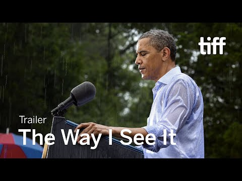 THE WAY I SEE IT Trailer   TIFF 2020