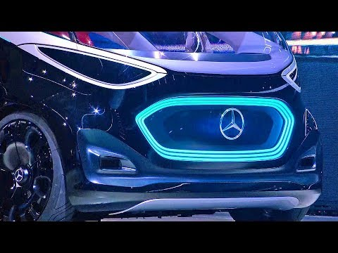 Mercedes Vision Urbanetic ? Van of the Future