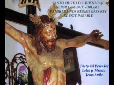 CRISTO DEL PESCADOR/JESUS AVILA