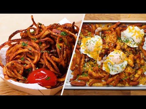 Fun & Tasty Fries Your Kids Will Love ? Tasty Recipes