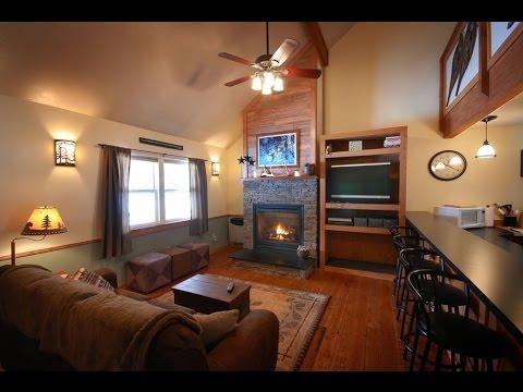 Montana Rock Creek Cabin - Golden Stone