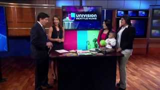 KUNS-Univision Interview about