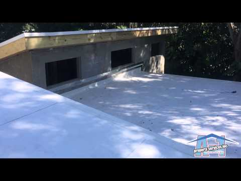 GAF TPO Freedom - Miami Roofing - After - Part 2 of 2