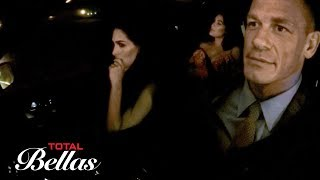 A car ride with The Bella Twins and John Cena turns tense: Total Bellas, Sept. 6, 2017