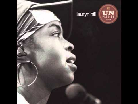 Lauryn Hill - I Gotta Find Peace Of Mind (Unplugged)