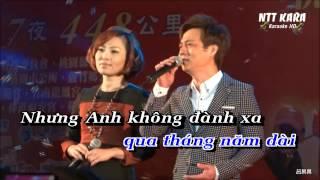 [Karaoke] Kiếp Này Chỉ Vì Nhau - Lời Việt (OST Đời Sống Chợ Đêm)