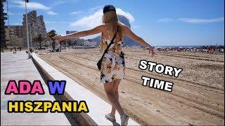 CHORA NA WAKACJACH 🤧 Story Time z Hiszpanii