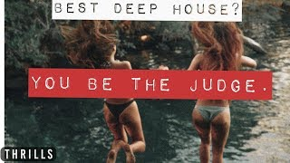 10 min 1 sec of the BEST DEEP HOUSE? You be the judge.