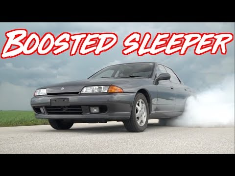 "Best Sleeper Car Ever""! and 3000HP Ford GT Surprise"