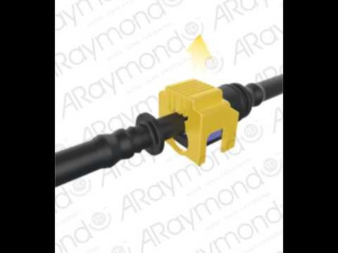 ARaymond Double Lock Quick Connector
