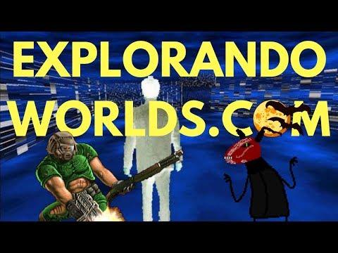 Explorando Worlds.com