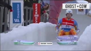 2018 FART WINTER OLYMPICS - Chris Mazdzer claims Silver in Men's Luge but with Farts.